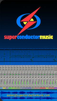 superconductormusic.com